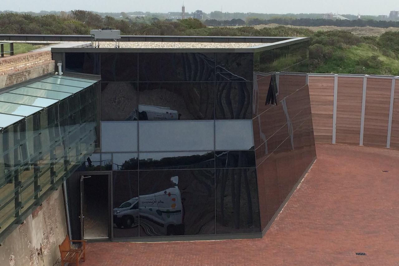 Reconstructie Fort Kijkduin