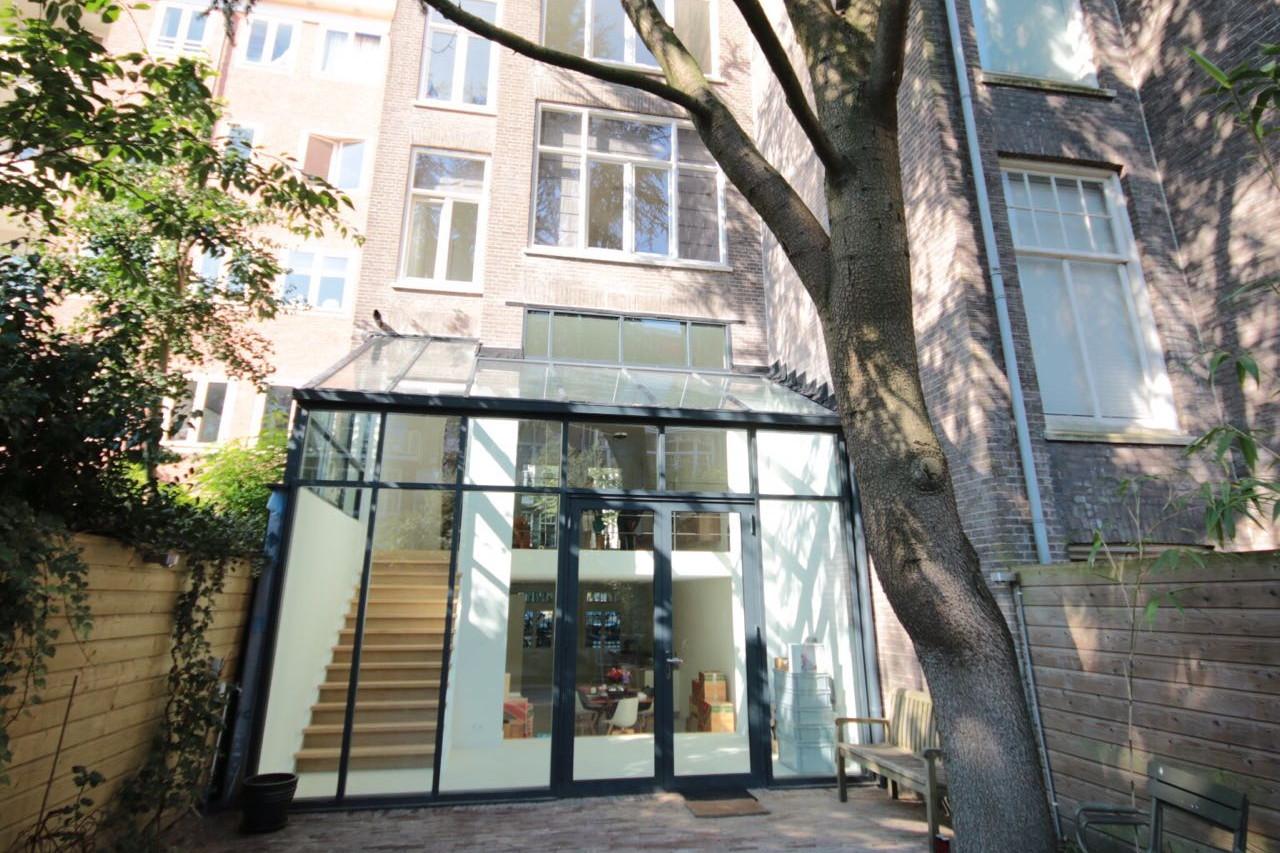 Serre Okeghemstraat Amsterdam