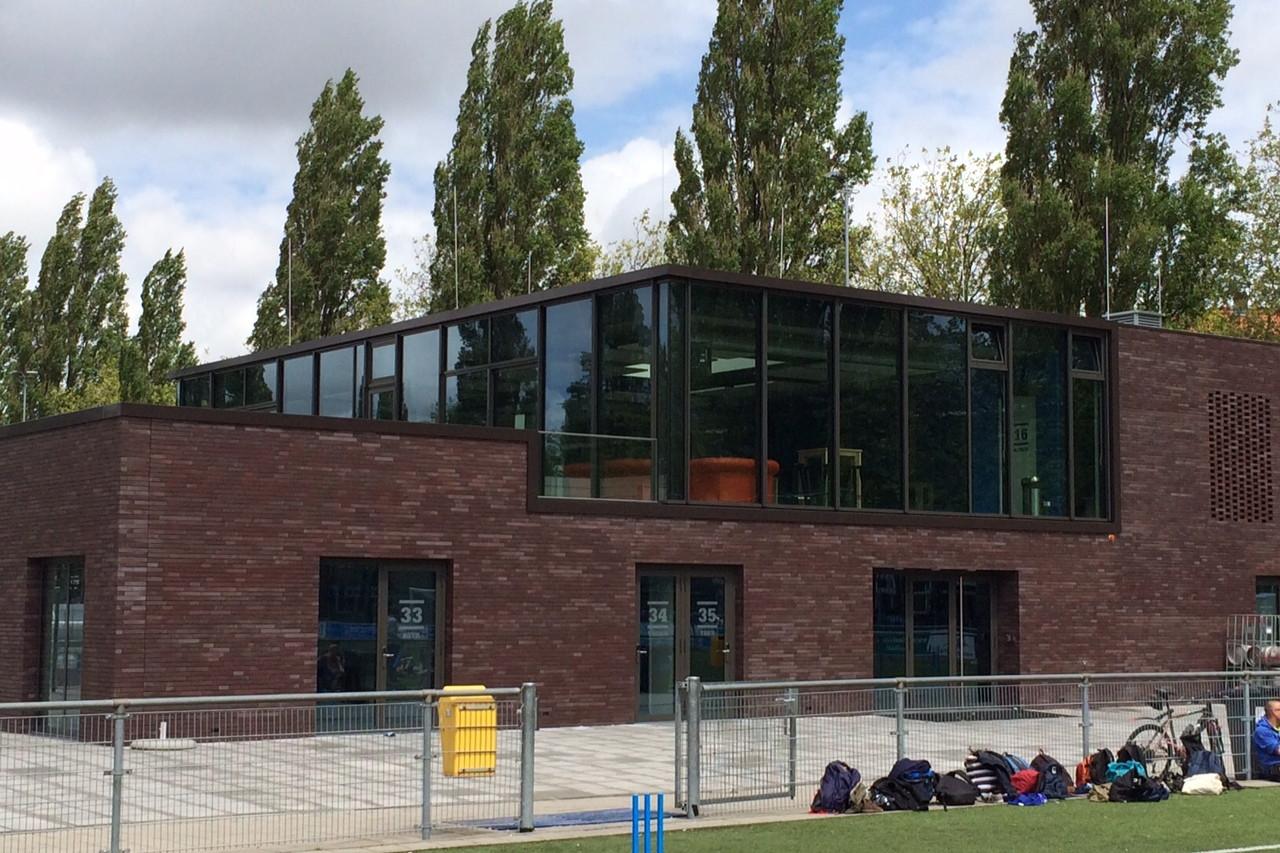 AVV Swift clubhuis