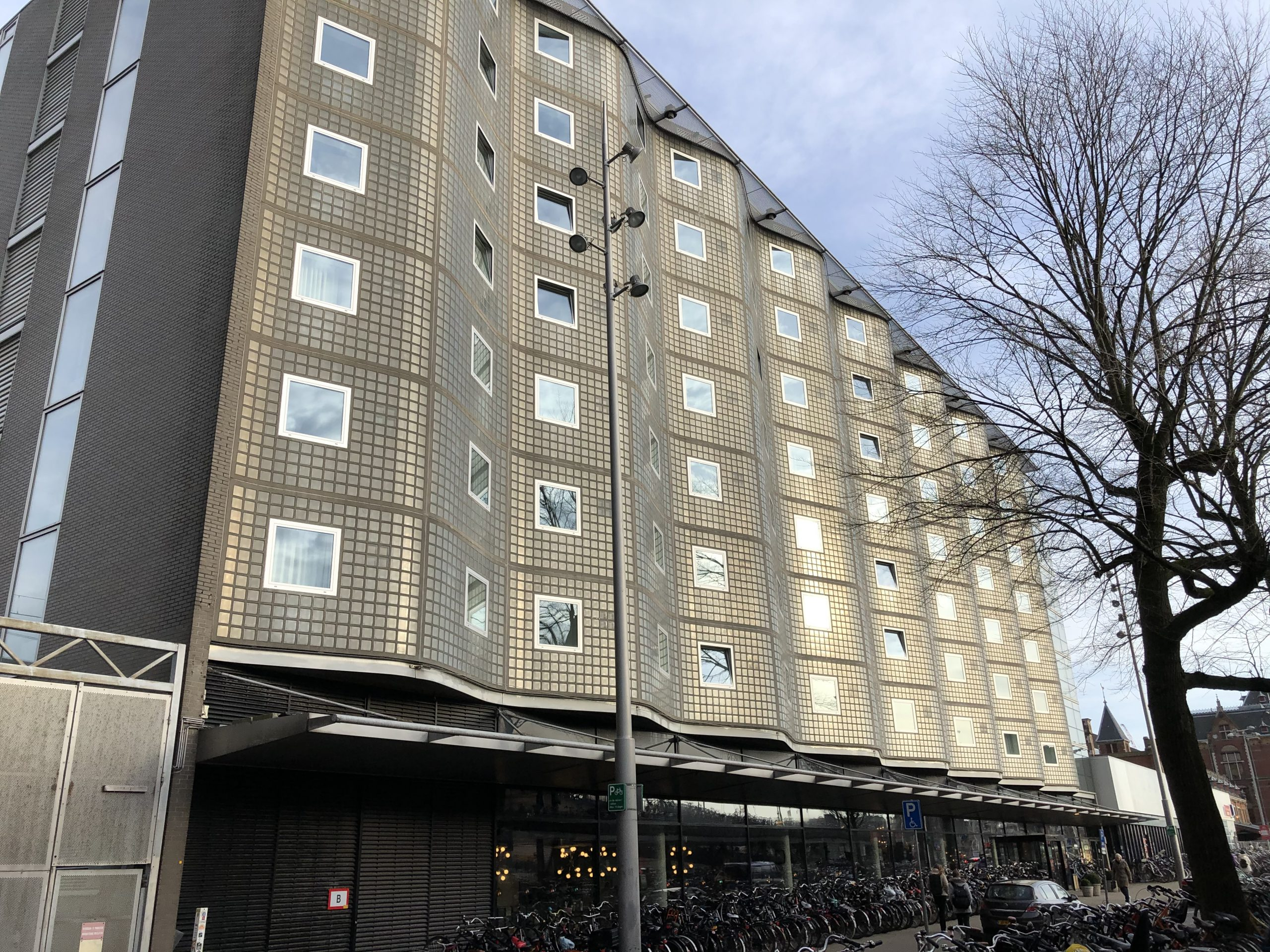 Ibis Hotel Amsterdam Centraal Renovatie