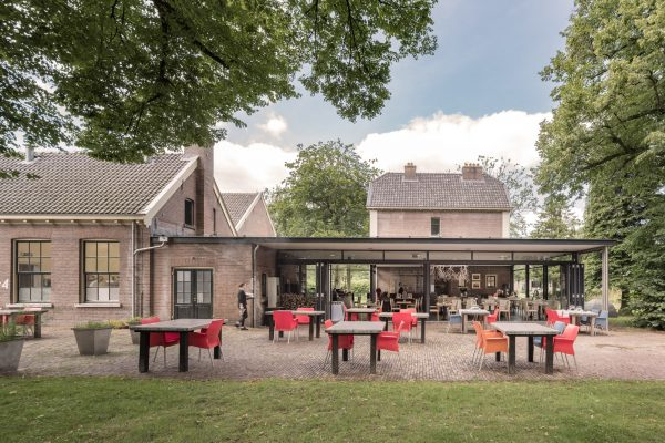 """Café """"Bitter en Zoet"""" in Veenhuizen; Café """"Bitter en Zoet"""" in"""